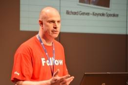 TMLondon @TeacherToolkit Ross McGill