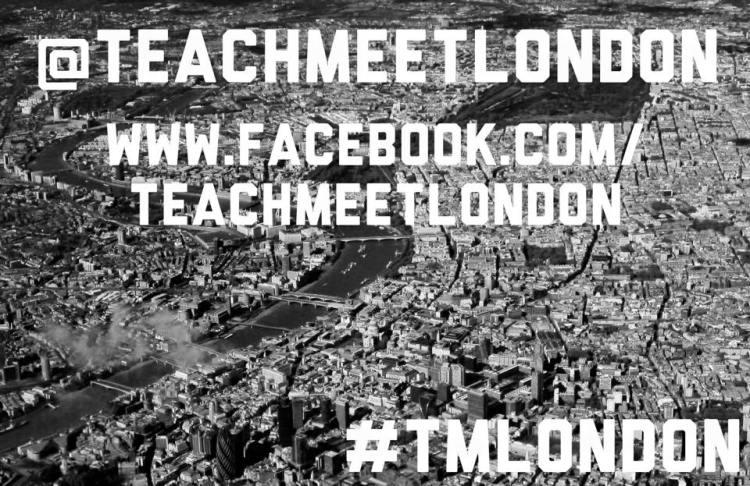 TeachMeet London Facebook