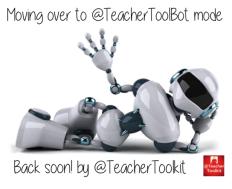 @TeacherToolkit Robot Mode image