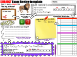The 5 Minute Exam Review by @Laura_OLeary