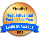 EduBlog Awards 2013