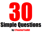 Try out 30 simple questions?