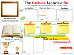 The 5-Minute Behaviour Fix by @TeacherToolkit