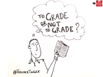 To Grade or Not to Grade? by @TeacherToolkit