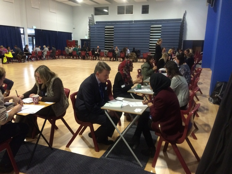 Speed Dating CPD Bring and Brag