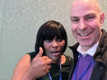 @TeacherToolkit with Pam Fearnley (ASCL - March 2015)