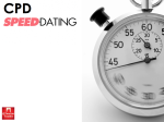 Speed-Dating CPD: Bring and Brag by@TeacherToolkit
