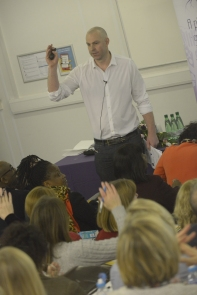 @TeacherToolkit CPD conference Food Teachers