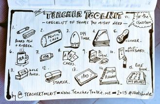 Sketchnote @TeacherToolkit