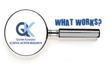 What Works logo Action Research Quintin Kynaston