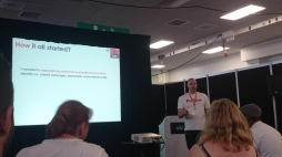 Digital Education Show UK @TeacherToolkit CPD conference Presenting