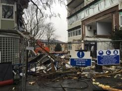 Quintin Kynaston demolition construction building site